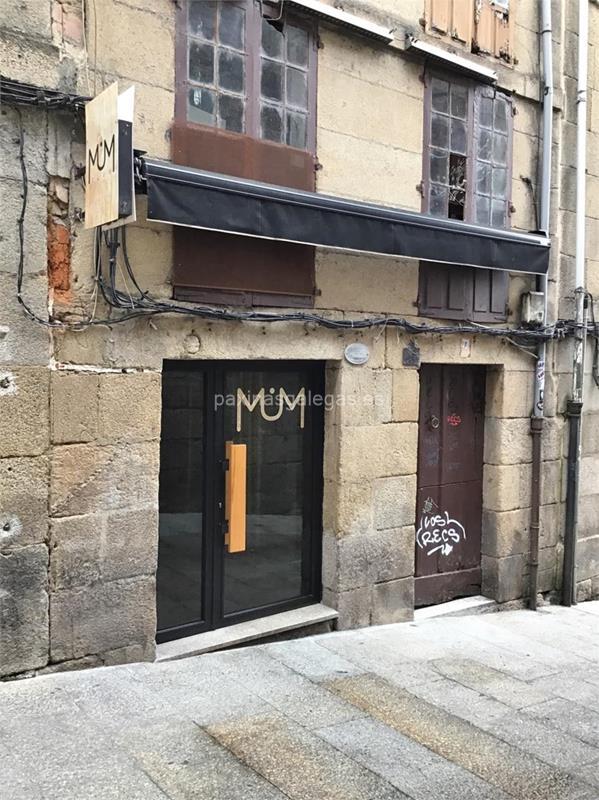 contaminación Puno Corchete  Pub Mum Club en Ourense
