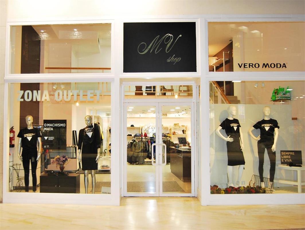 Ropa Mujer Mv Shop En Santiago