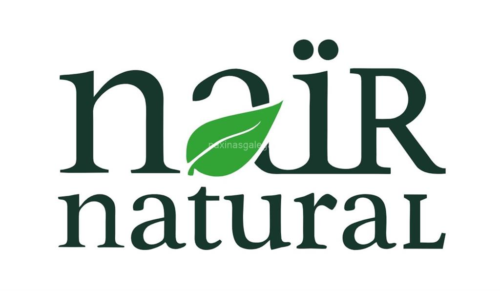 logotipo Naïr Natural (Indiba)