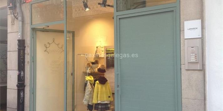 53834dc6a Boutique Infantil Nanos A Coruña