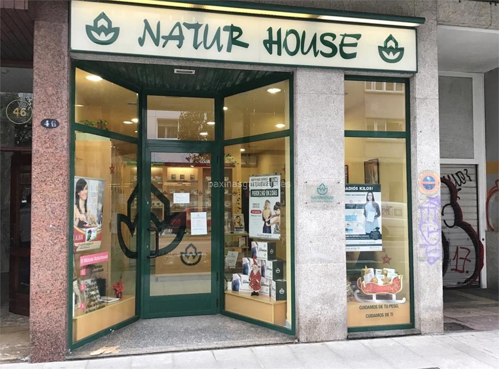 Dietética y Nutrición Naturhouse en Vigo (Avda. Camelias, 46)