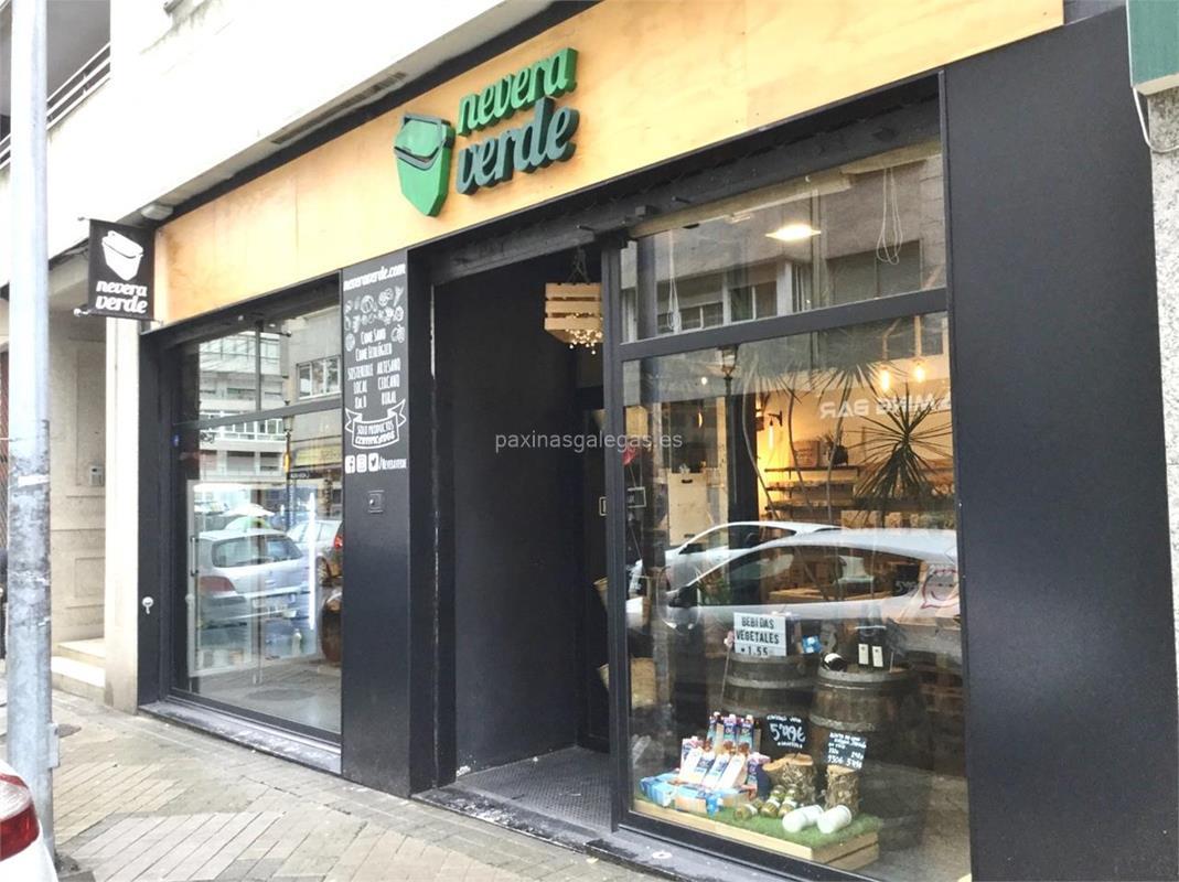 Tienda Ecologica Nevera Verde En Vigo