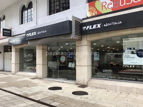 Noctalia Flex   Pontevedra