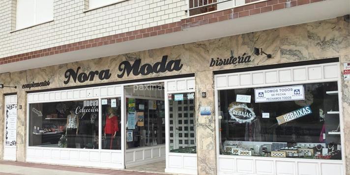 2abf94b8e Complementos - Nora Moda - Burela