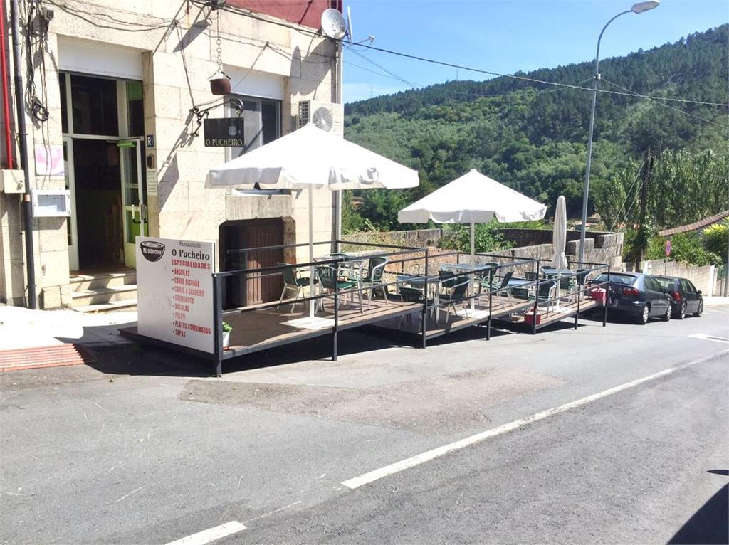 Restaurante O Pucheiro En Ribadavia