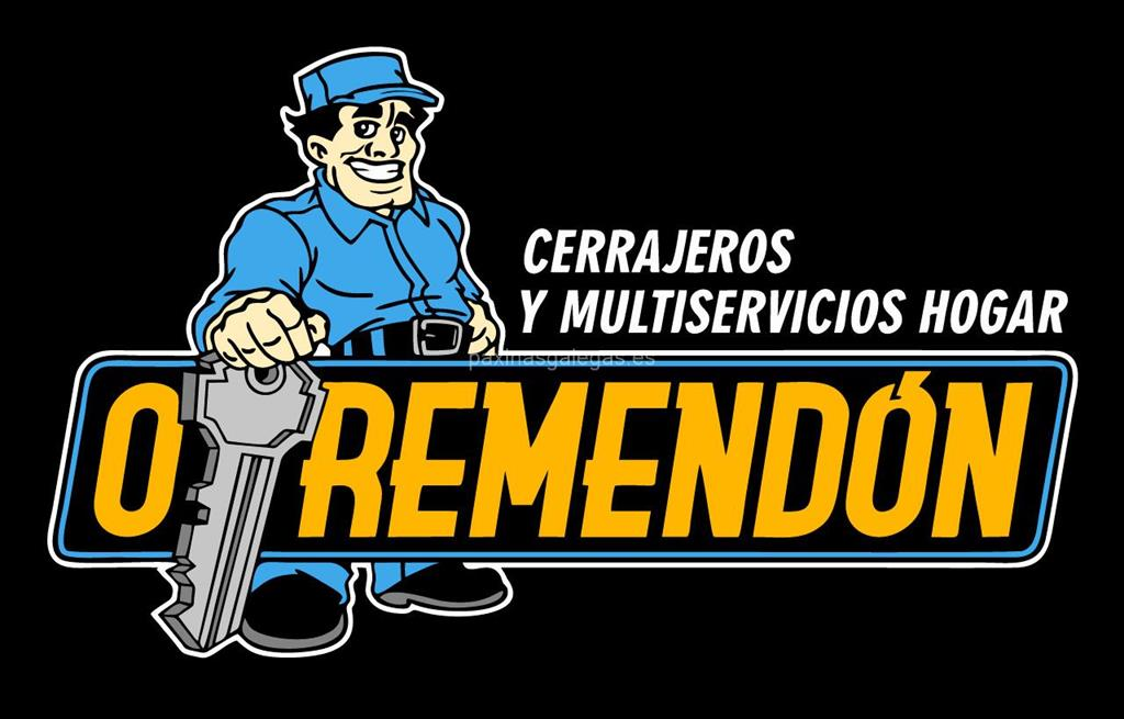 logotipo O Remendón