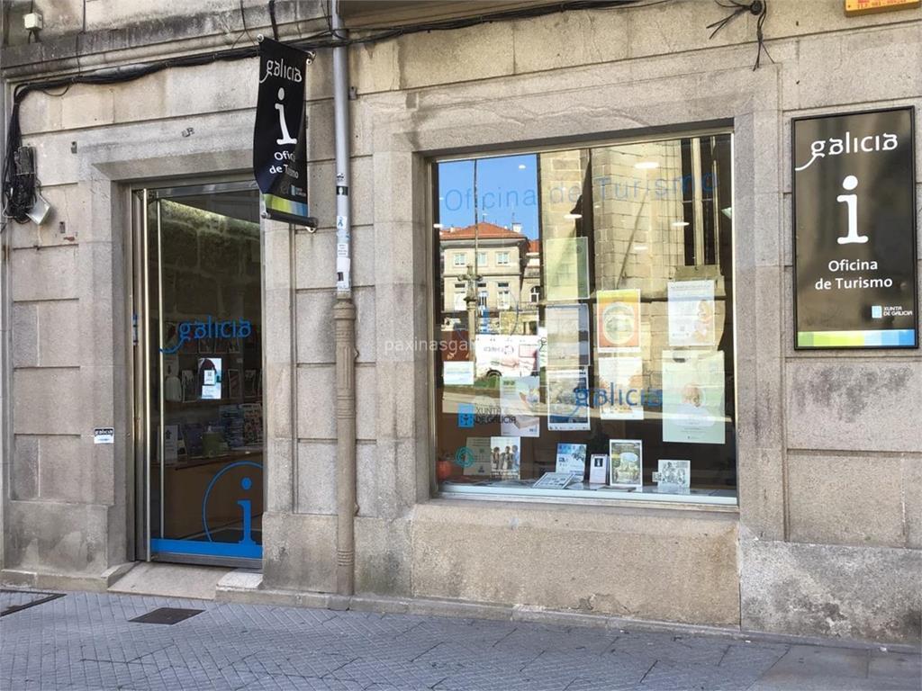 Oficina de turismo pontevedra - Oficina de turismo ...