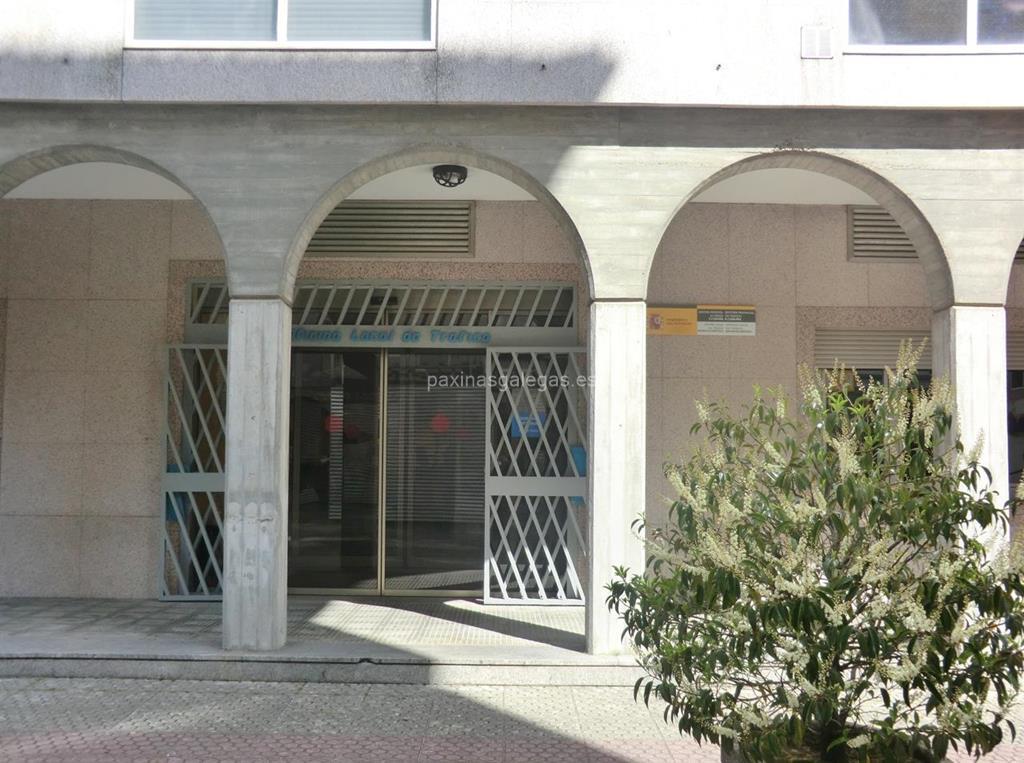 Oficina local de tr fico santiago for Oficina de trafico en malaga