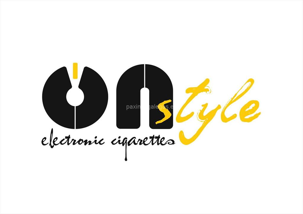 logotipo On Style Electronic Cigarettes