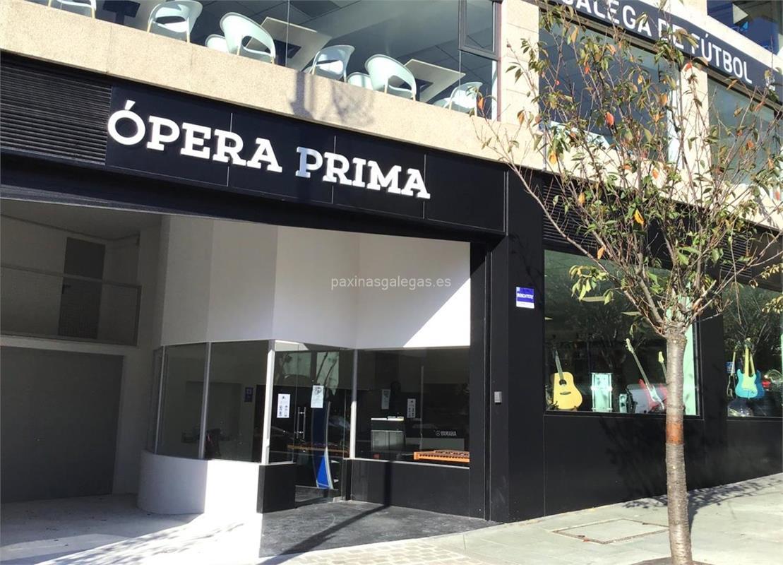 Instrumentos Musicales Opera Prima En Vigo
