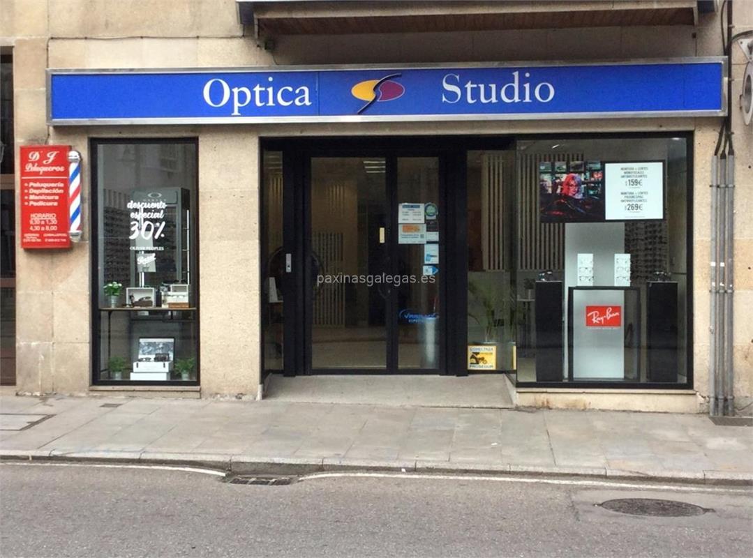 116e0013b9 Número de teléfono, calle, web, correo, horario y más información de Óptica  Studio (Chanel) en (Pescadores, 5-7 - BOUZAS). Graduación de la vista, ...