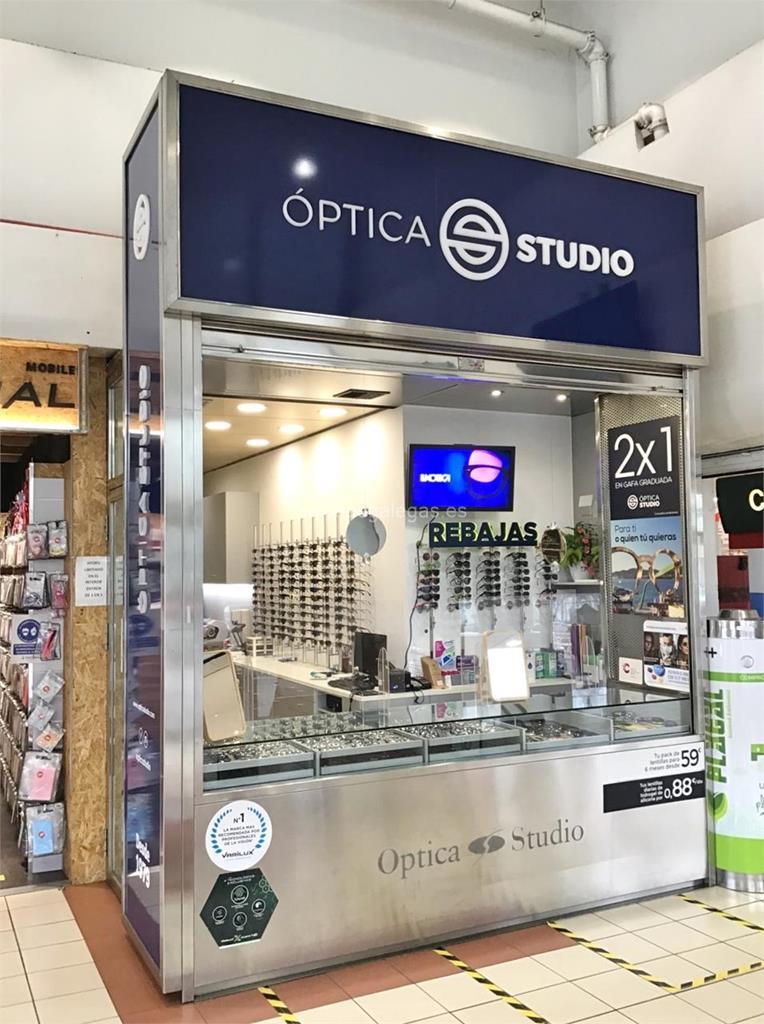 8fde8751ed Óptica Studio - Vigo (O Grove, 1 (C. Cial. Alcampo Vigo I) - COIA)
