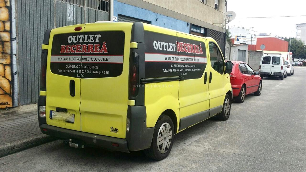 997f3c3077c Electrodomésticos Outlet Becerreá. Número de teléfono, calle, web, correo,  horario y más información de Outlet Becerreá en Lugo.
