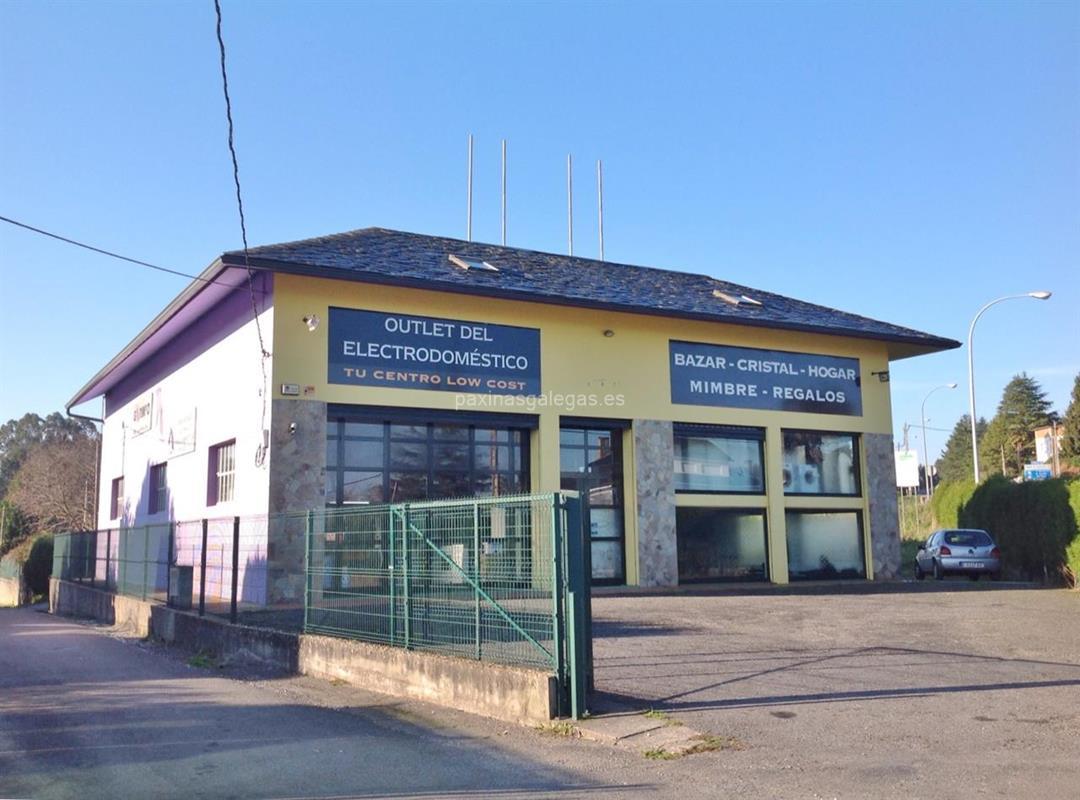 08b521fb850 Outlet del Electrodoméstico. Número de teléfono, calle, horario y más  información de Outlet del Electrodoméstico en Bergondo. Centro low cost de  venta de ...