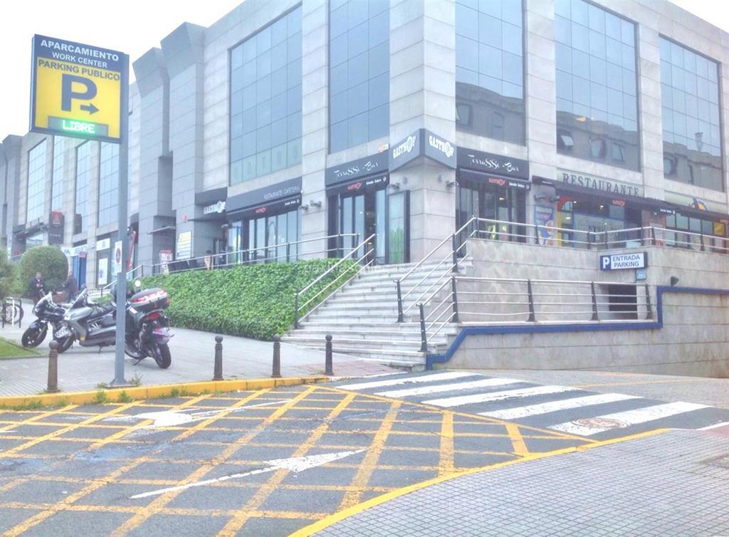 Parking work center a coru a - Alquiler oficinas coruna ...