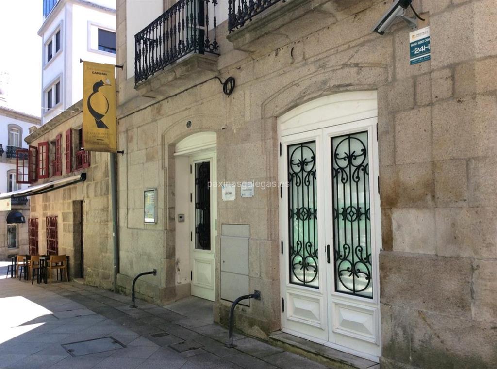 Parque nacional das illas atl nticas de galicia oficinas for Oficina de correos vigo