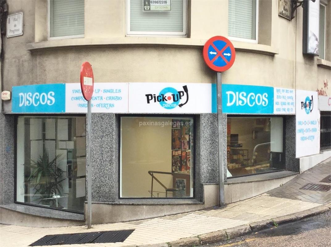 Discos Pick Up En Vigo