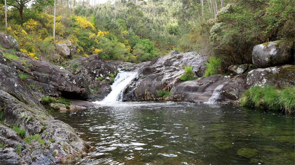 Sitio De Interés Piscinas Naturales Del Río Pedras En Pobra