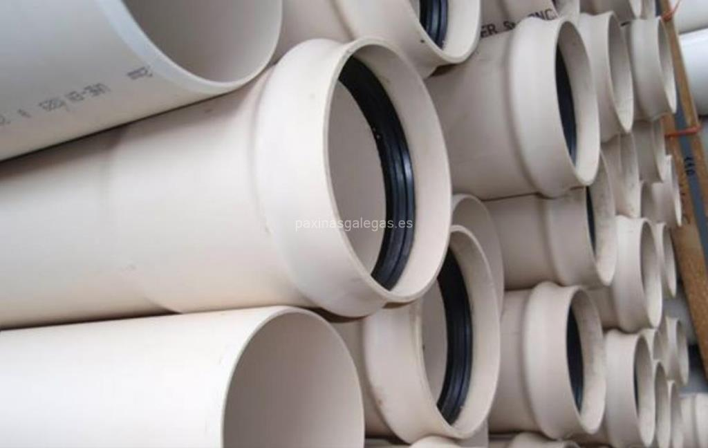 Plastifer s a lugo - Precio tubos pvc ...