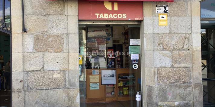 48c485b9b19 Estanco - Plaza España - Número 8 - Pontevedra