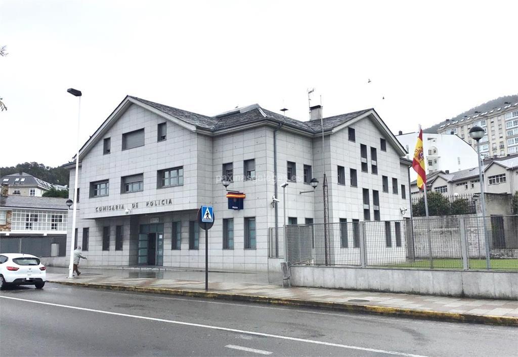 Polic a nacional dni e pasaportes viveiro - Oficina para la tramitacion del dni y pasaporte espanol pamplona ...