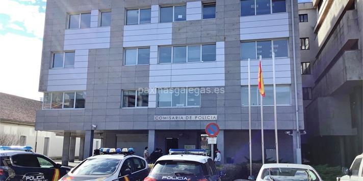 Polic a nacional dni e pasaportes vilagarc a - Oficina para la tramitacion del dni y pasaporte espanol pamplona ...