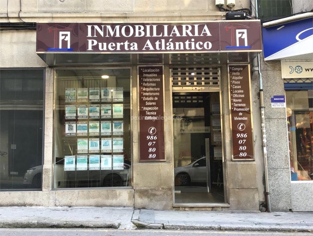 Puerta atl ntico vigo for Oficina catastro pontevedra