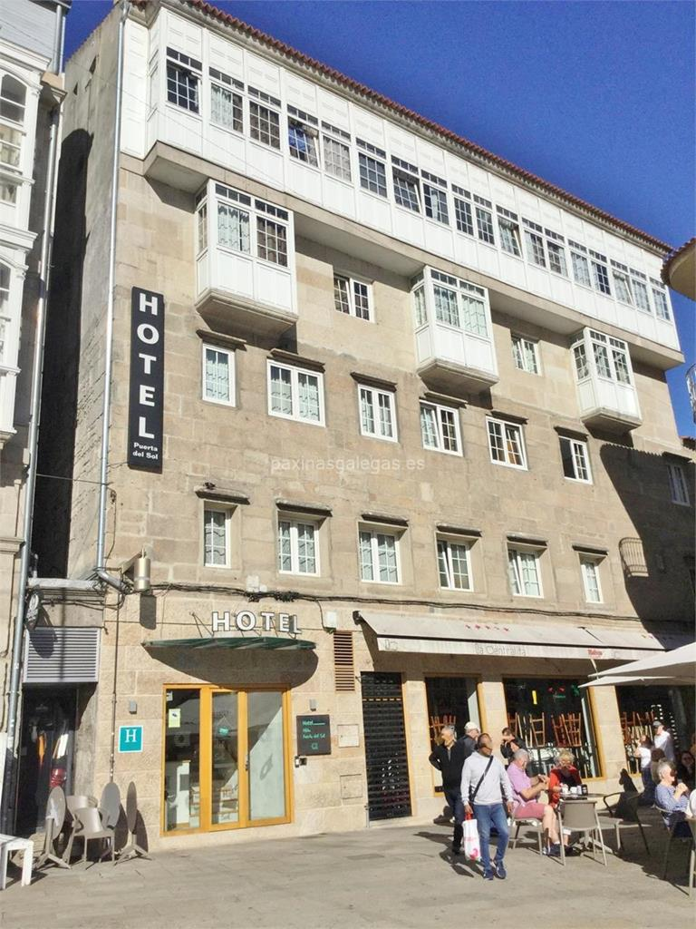 Puerta del sol vigo for Hoteles cerca puerta del sol