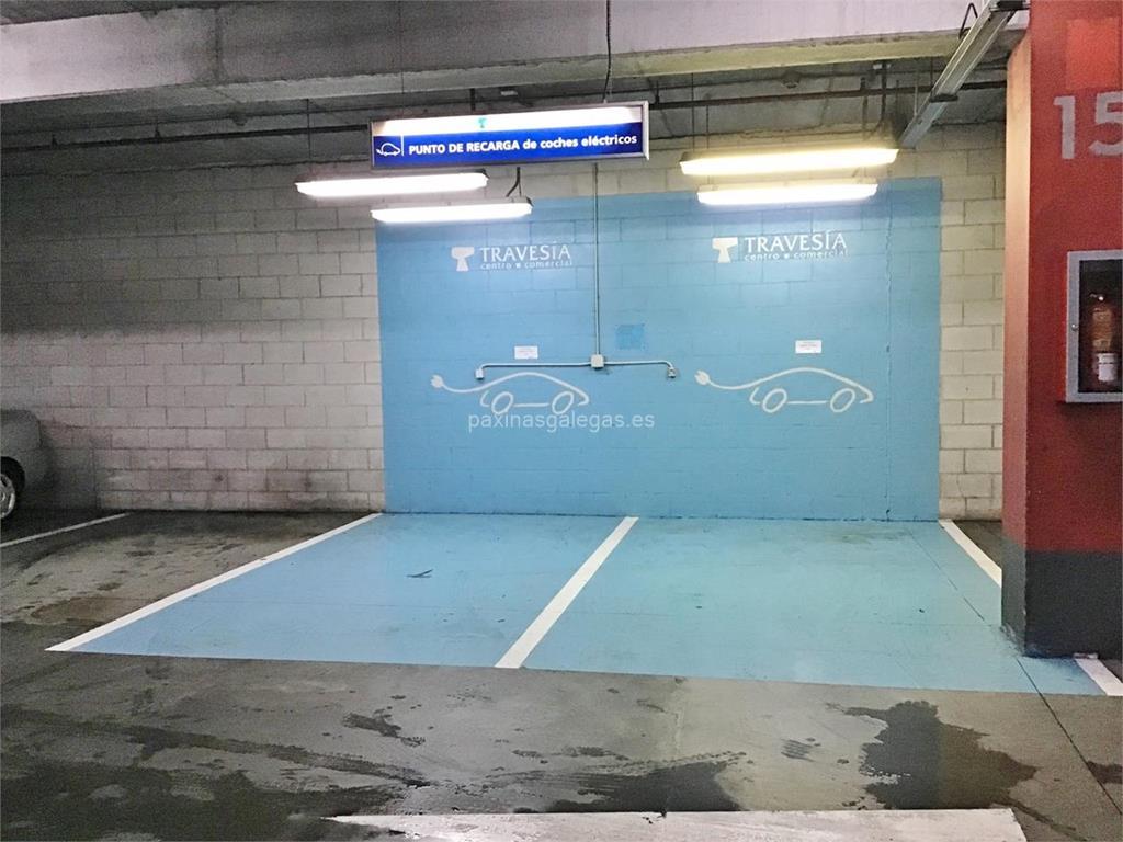 Punto De Recarga Centro Comercial Travesía En Vigo