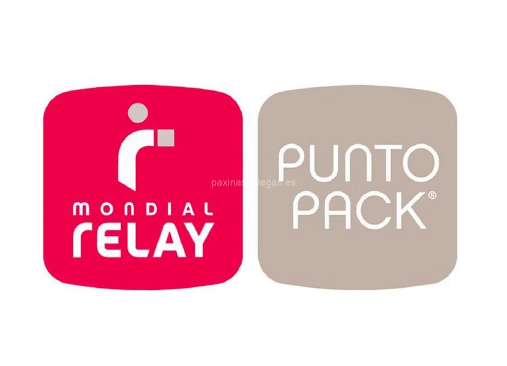 imagen principal Punto Pack - Mondial Relay (The Style Of)