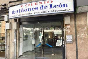 Centro De Enseñanza Quiñones De León En Vigo
