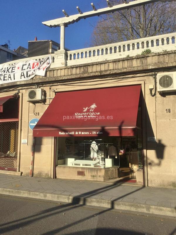 368ba296c Confecciones Infantiles - Raparigos - Ourense