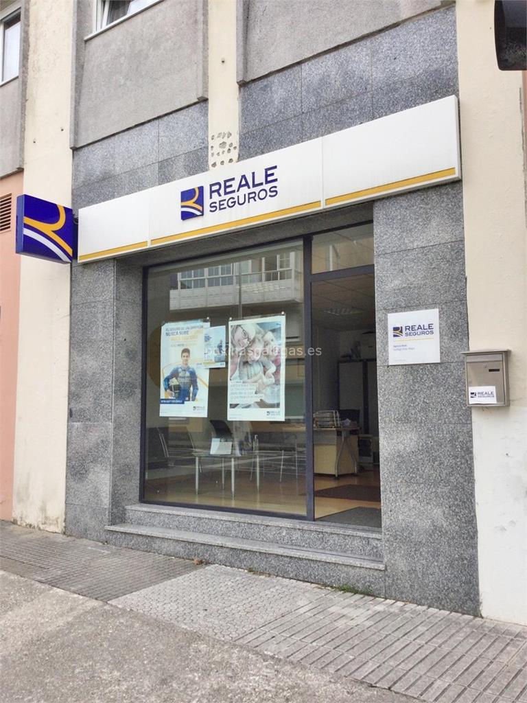 Reale santiago vista alegre 92 bajo b - Reale seguros oficinas ...