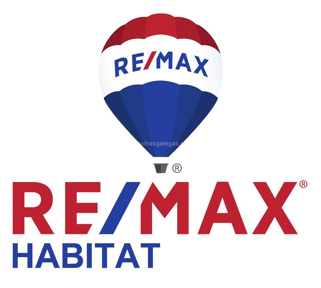 logotipo Remax Habitat