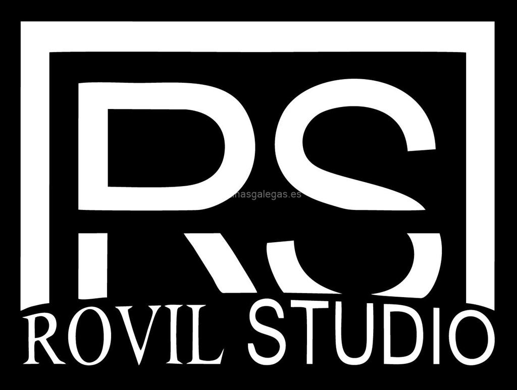 logotipo Rovil Studio