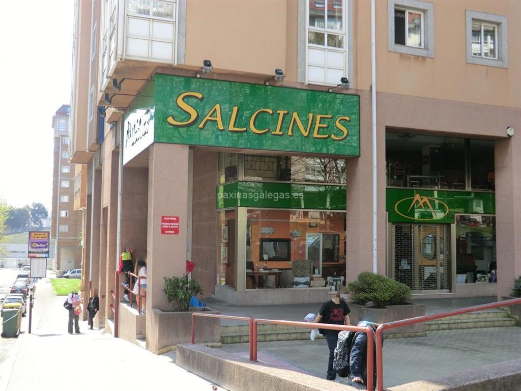 Salcines a coru a - Aparejadores coruna ...