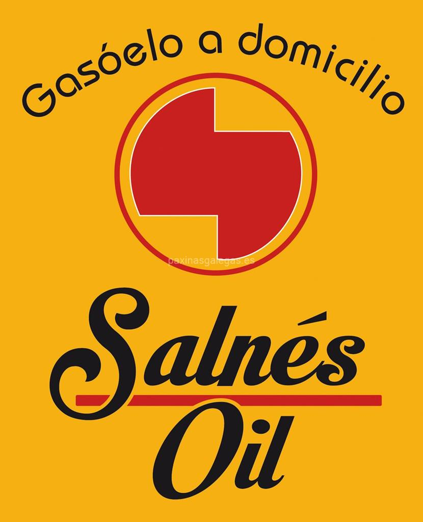 logotipo Salnés Oil