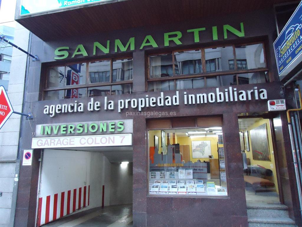 Sanmart n vigo for Oficina catastro pontevedra