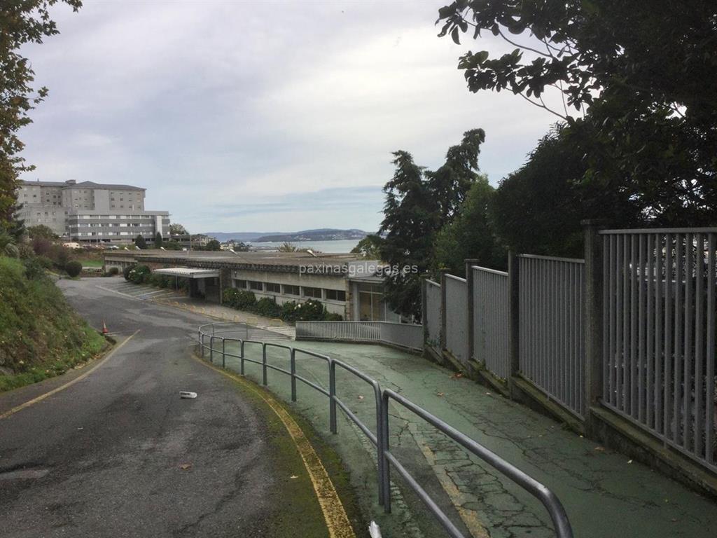 Colegio Jesuítas Santa María Del Mar En A Coruña