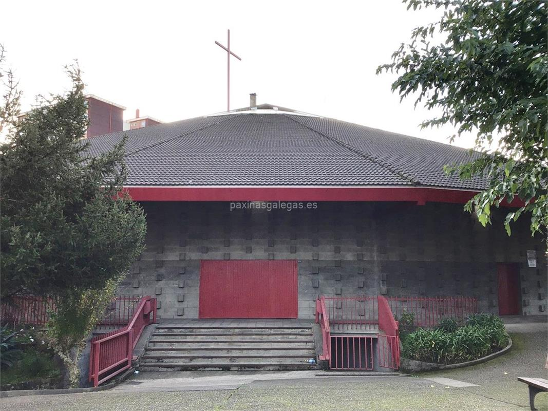 Parroquia Iglesia Santísimo Cristo De La Victoria En Vigo
