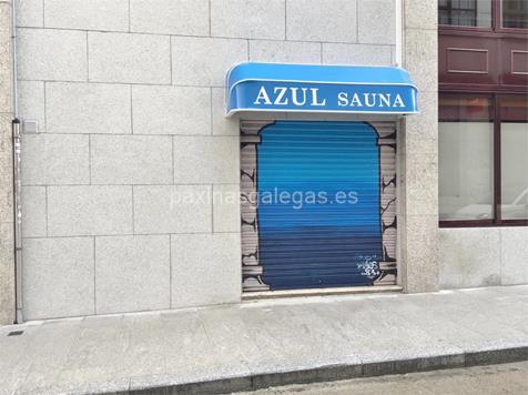 Sauna Azul - Vigo
