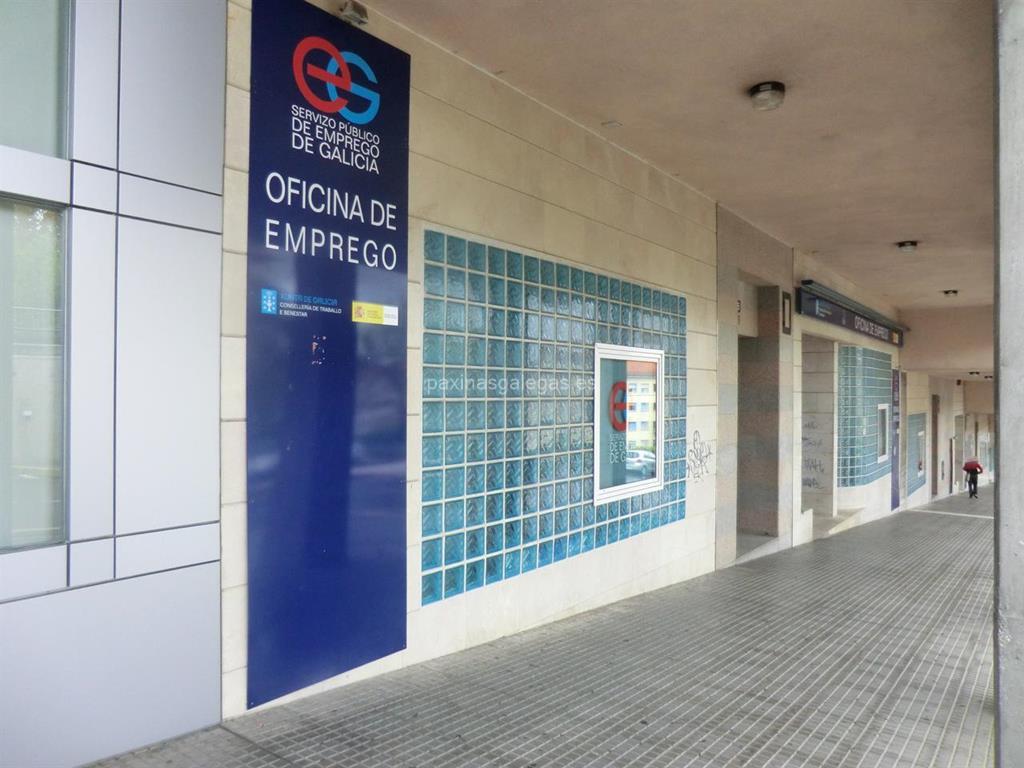 Servizo p blico de emprego de galicia oficina de empleo for Oficina de empleo calahorra