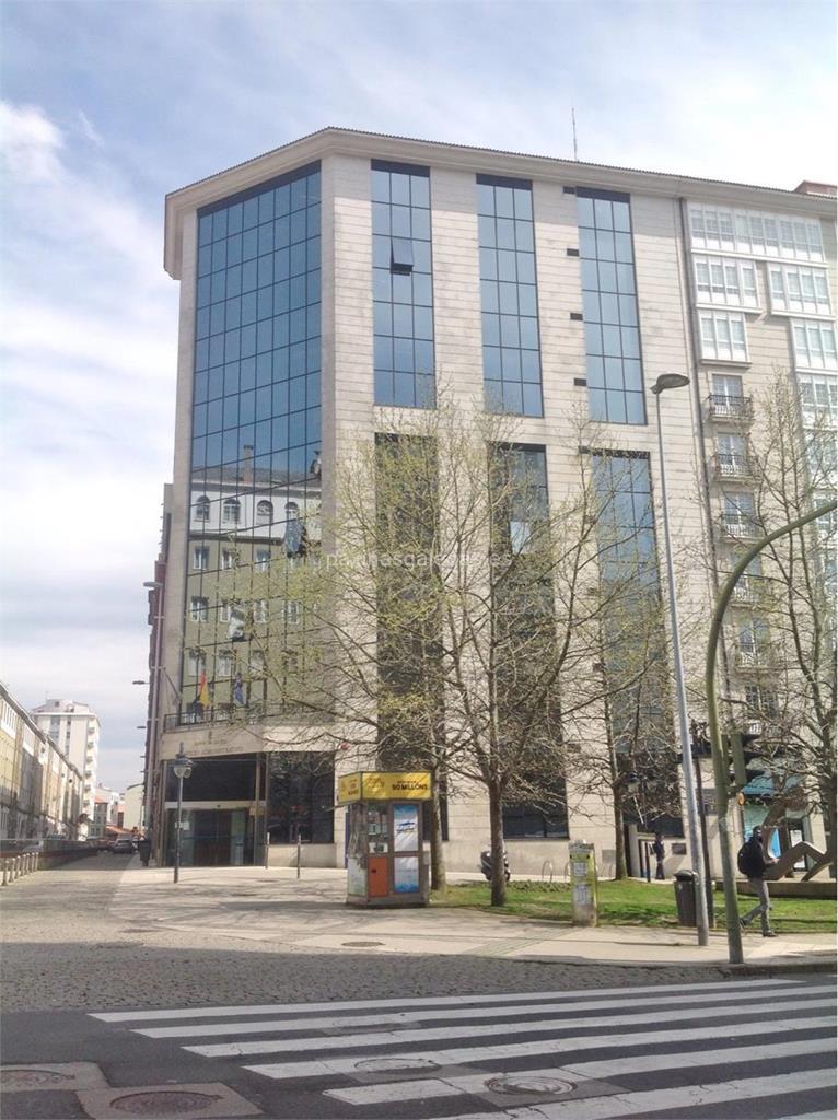 Servizo p blico de emprego de galicia oficina de empleo for Oficina xunta de galicia