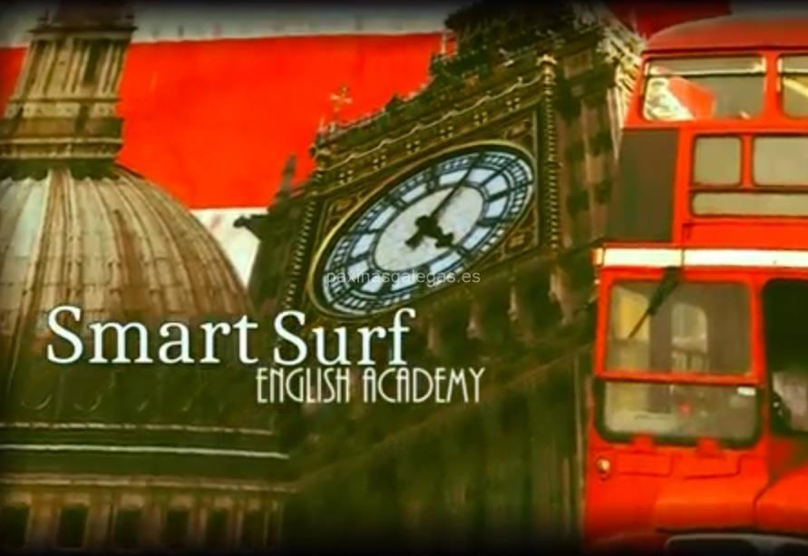 video corporativo Smartsurf English Academy