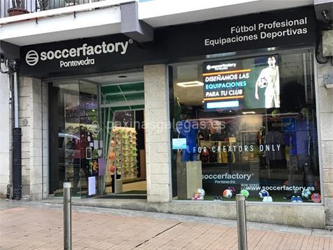 dc88012ea96ce Deportes Artículos Soccerfactory . Número de teléfono