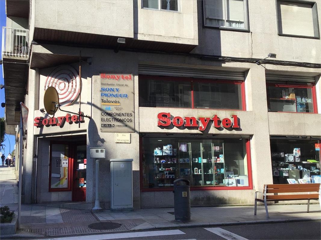 Electronica Sonytel Galicia S A En Vigo