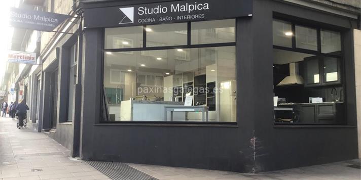 Muebles de Cocina y Baño - Studio Malpica - A Coruña