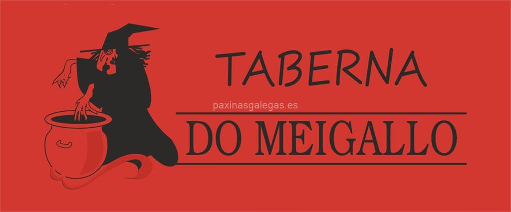 logotipo Taberna do Meigallo