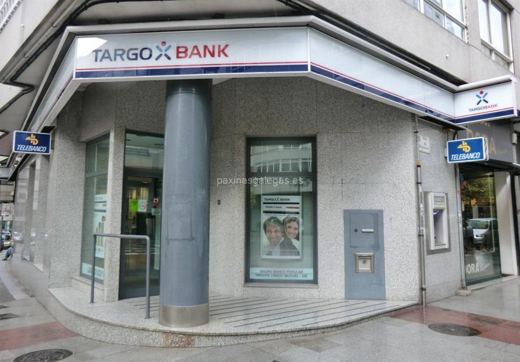 Targo bank vigo regueiro 10 for Oficinas targobank