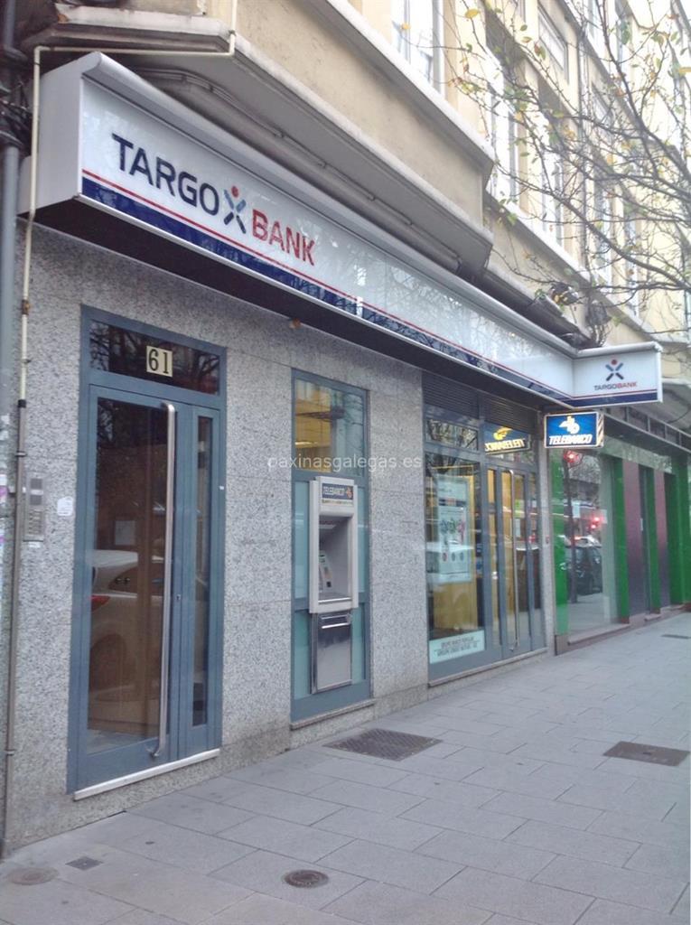 Targo bank a coru a juan fl rez 61 for Oficinas targobank